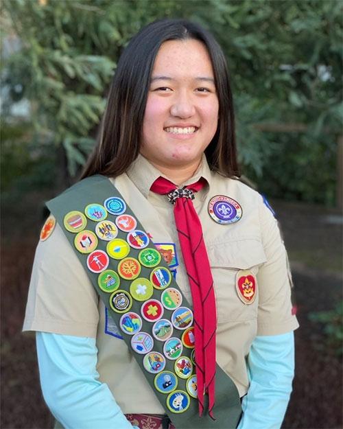 Vanessa Chen Headshot