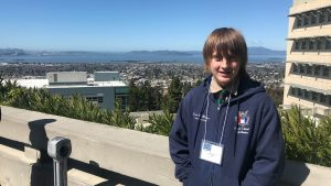 Euan at Lawrence Berkeley