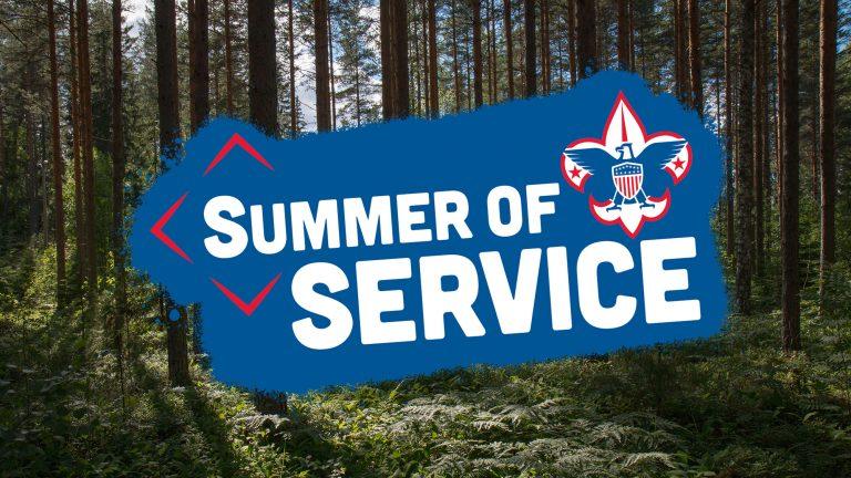Summer of Service Logo