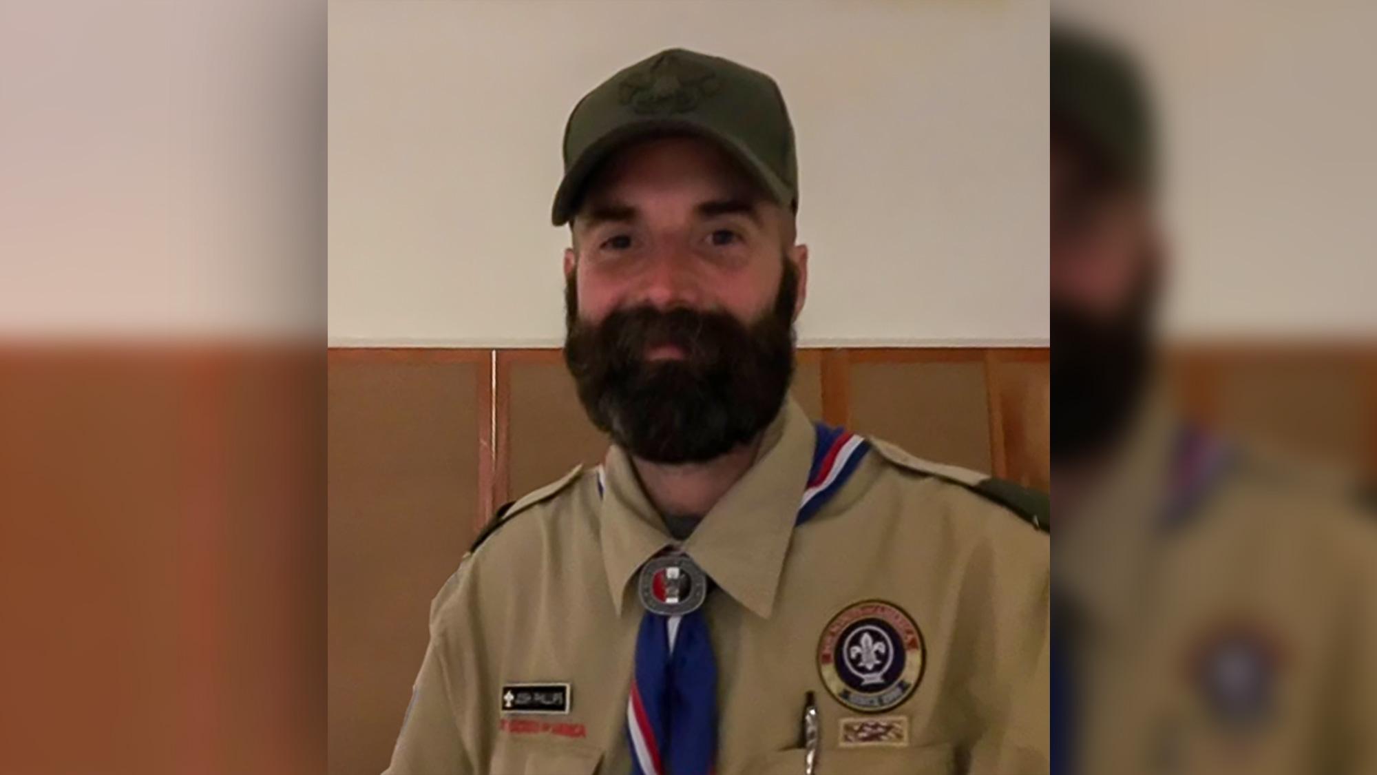 Eagle Scout Josh Phillips