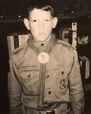 DESA Kent Clayburn as a Youth